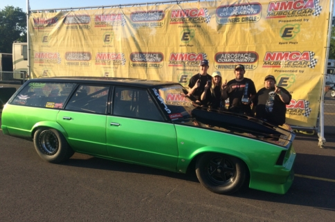 The $10K Drag Shootout Final 10: Eric Kenward And Team EKR