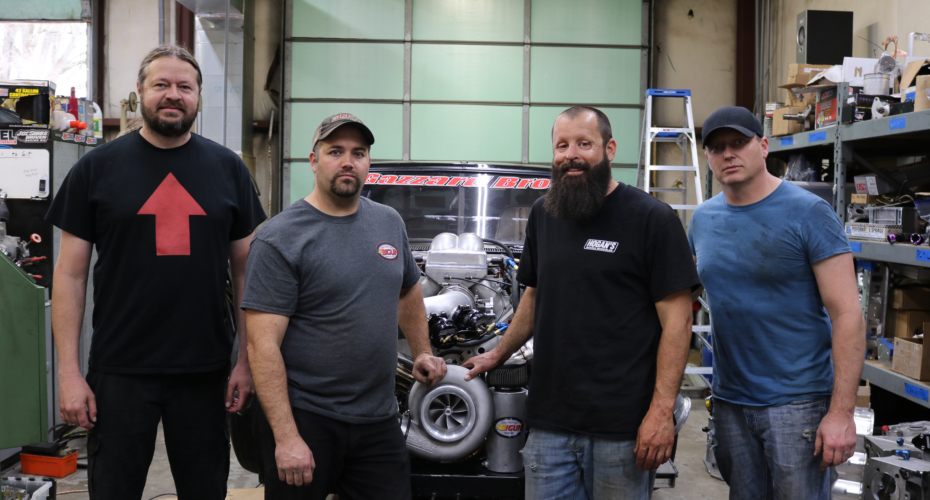 The $10K Drag Shootout Final 10: Eric Yost And Team Bigun