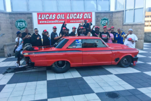 The $10K Drag Shootout Final 10: Team Boddie/Dow Brothers Racecars