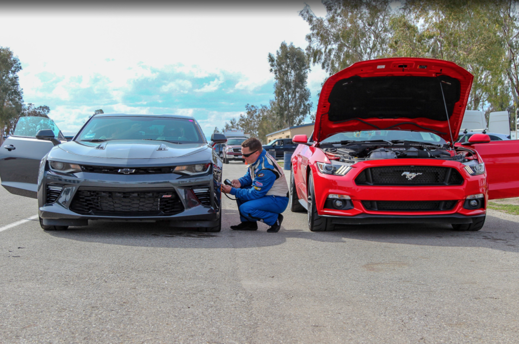 Episode 1 – Horsepower Wars Pony Wars: 2017 Mustang vs. 2017 Camaro
