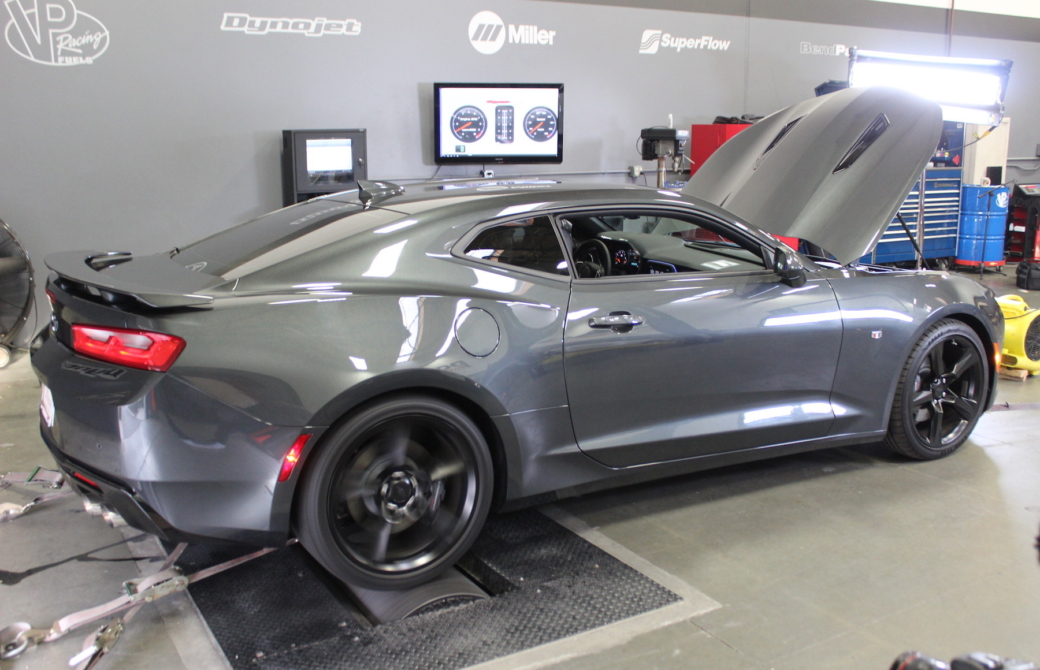 Pony Wars: Our Camaro Takes A Lie Detector Test