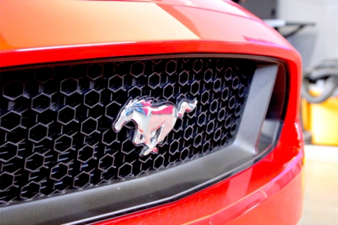 Pony Wars: Why We Are Competing With A 2017 Mustang?