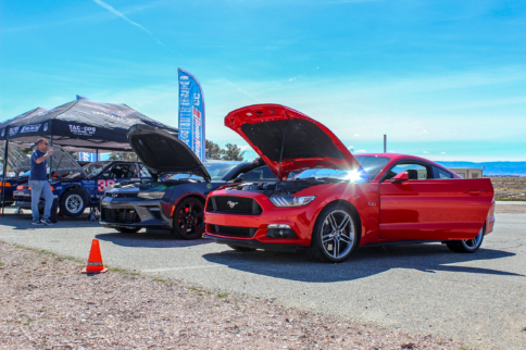 Pony Wars – LSX Magazine Editor Test Drives Mustang