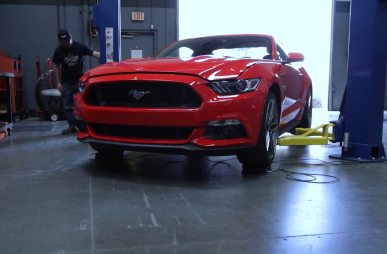 Pony Wars: Takin' Bets On Our Pony Car Duo's Weigh-In