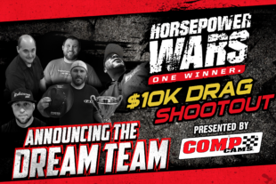 Announcement: $10K Drag Dream Team Headlined by Big Daddy, Kenward