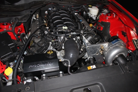 Pony Wars: Doubling The Power Of Our Mustang With Boost & Tuning