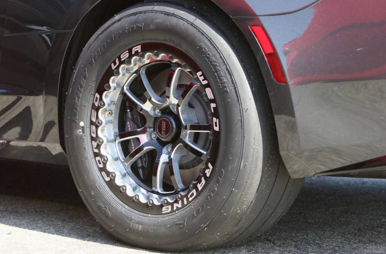 Pony Wars: New Shoes From Weld Racing & Mickey Thompson