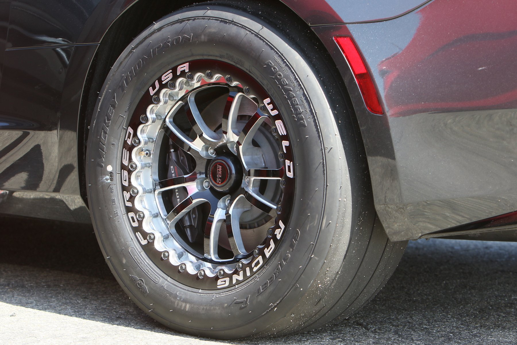 Pony Wars Drag Wheel Tire Setup For Lower Sixty Foot Times