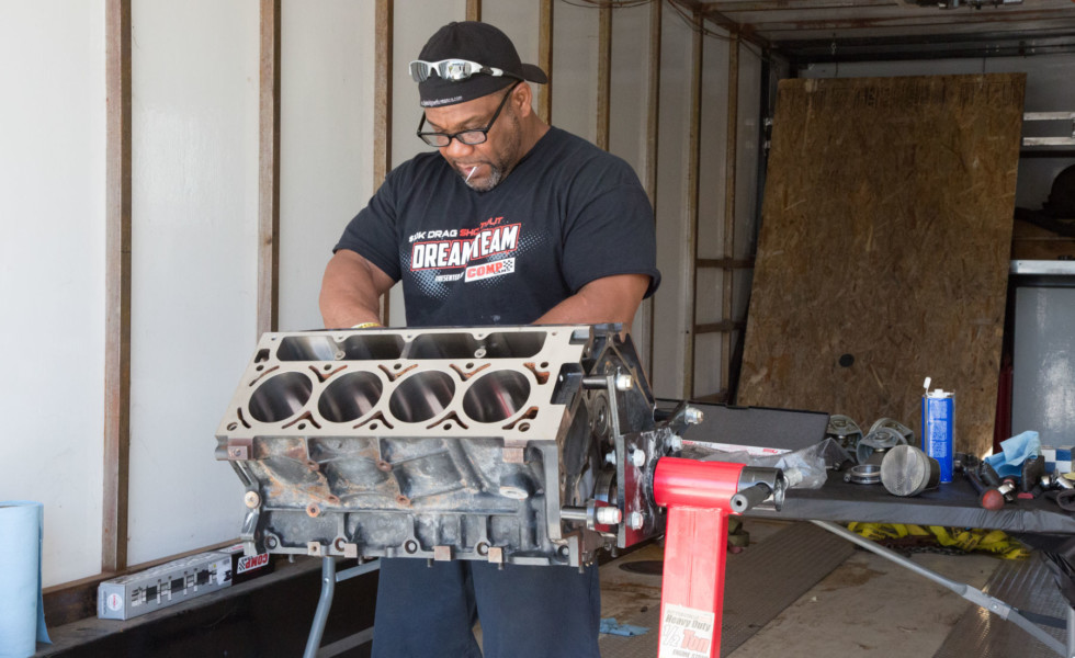 $10K Drag Shootout Episode 4: The Middle Of The Build
