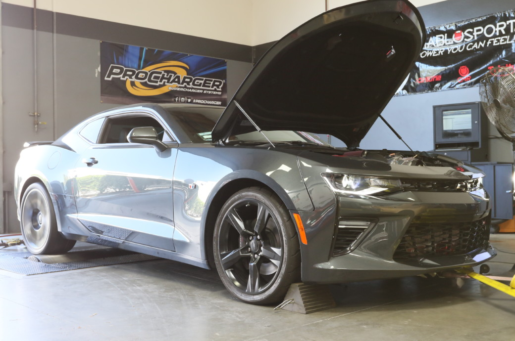 Pony Wars Episode 6: We Turn Our '17 Camaro SS Up To 11 With $15,000