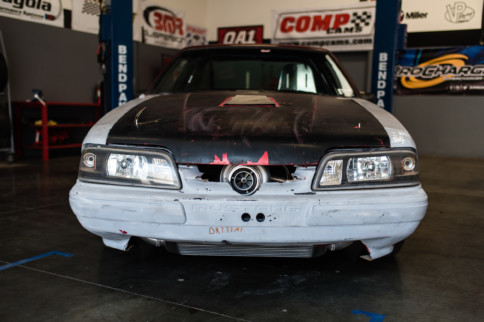 The Cars Of The $10K Drag Shootout: The Dream's Team's '90 Mustang
