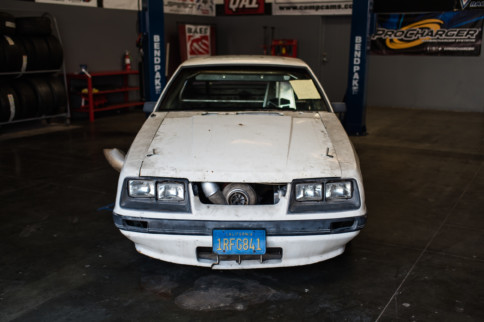 The Cars Of The $10K Drag Shootout: Team Bigun's 1986 Mustang GT