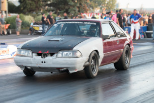 $10K Drag Shootout Racers Stay Safe With Summit Racing Engine Diapers