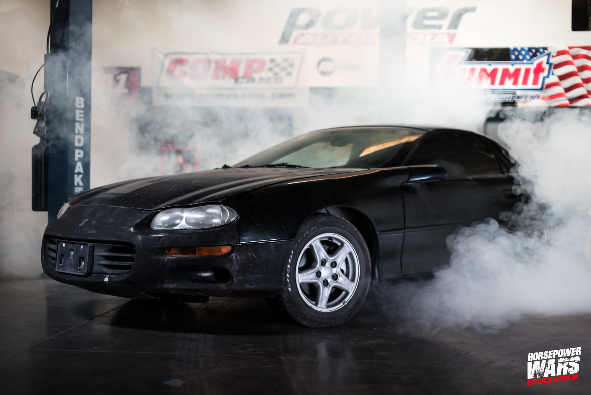 The Top 10 Finalists For The Horsepower Wars $10K Drag