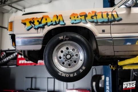 $10K Drag Shootout 2: Team Bigun's Ford Granada Wagon