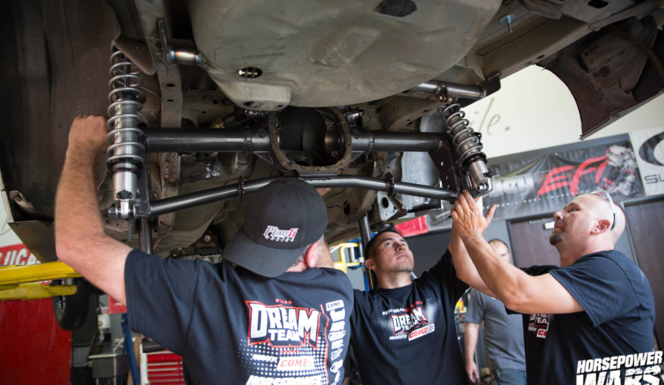 Inside The Moser 8.8 Ford Differential Builds of the $10K Drag Shootout 2
