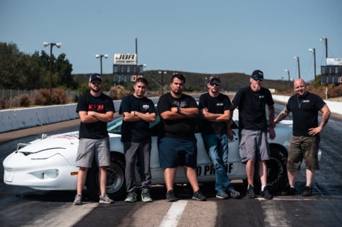 $10K Drag Shootout 3: Inside Villain Squad's Bottle Rocket Firebird