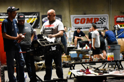 Engines of the $10K Drag Shootout 3: The Year Of The Junkyard LS